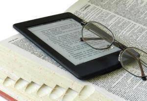 E-reader-device