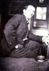 Ο Κώστας Βάρναλης σε νεαρή ηλικία