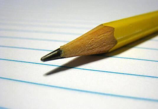 Αποτέλεσμα εικόνας για γραφω στο χαρτι με μολυβι