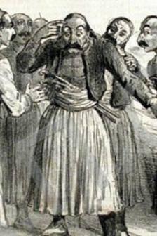 Ανάληψη πρωθυπουργίας από τον Κουμουνδούρο στην παλιά Βουλή.