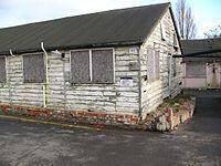 Hut 6 στο Bletchley Park το 2004