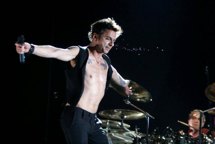 7. Depeche Mode.