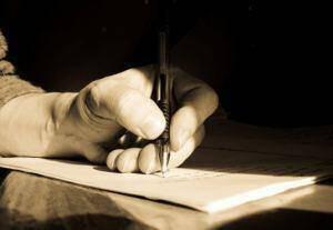 writers-hand